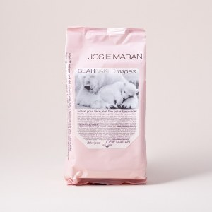 Josie Maran, Bear Naked Wipes