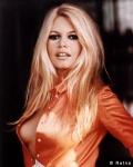 Actress Brigitte Bardot