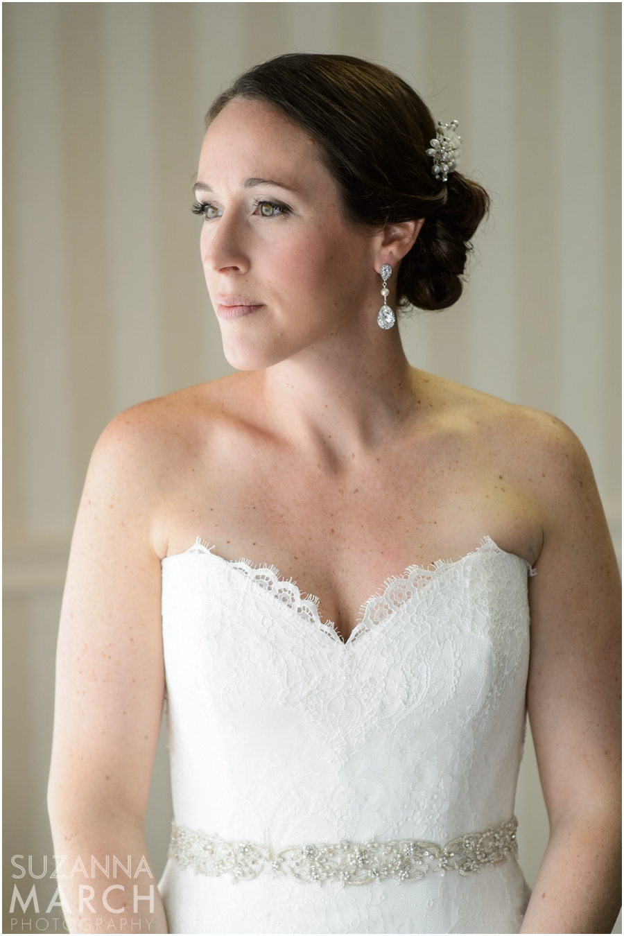 Newport RI wedding makeup
