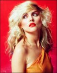 Debbie Harry makeup