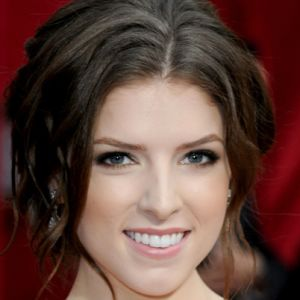 Anna Kendrick, diamond face shape