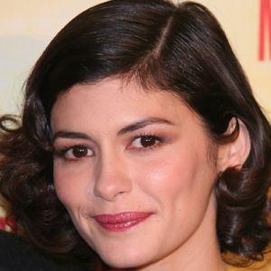 Audrey Tautou, heart face shape