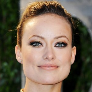 Olivia Wilde, square face shape