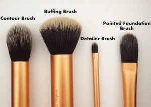 Buffing brush, Real Techniques