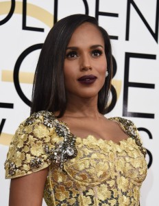 Golden Globes makeup