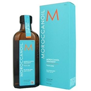 Moroccan Oil, frizzy hair
