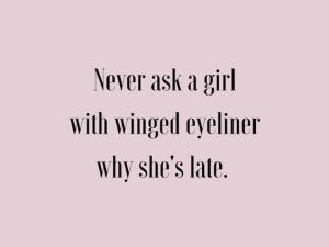 eyeliner meme