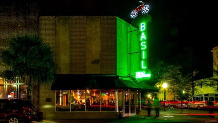 Basil Charleston